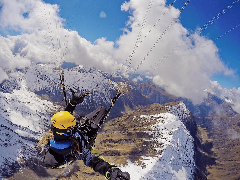 Himalayan Paragliding Philipp